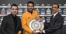 Buffon il top nel 2016: un altro premio