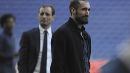 La Juventus in campo al Do Dragao alla vigilia della sfida col Porto