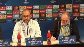 """Espirito Santo: """"Il Porto vuole vincere"""""""