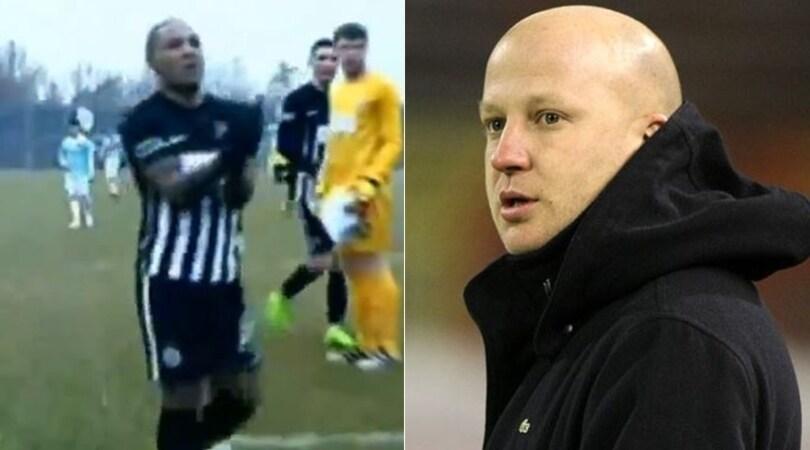 Razzismo, tecnico Partizan shock:«Everton Luiz va punito»