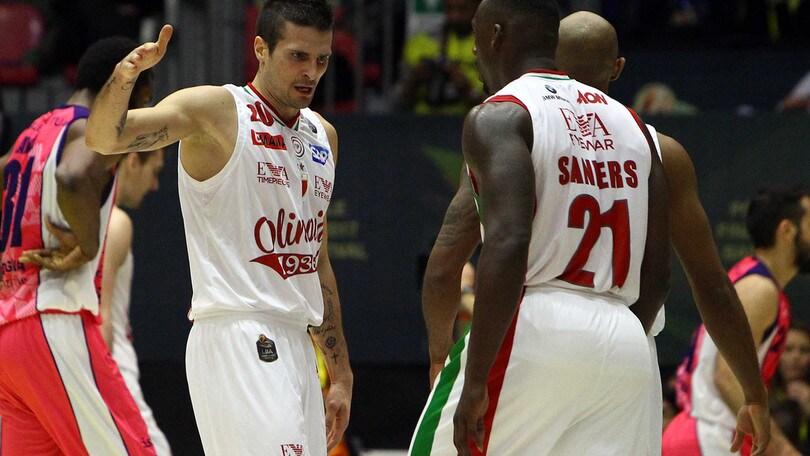 Basket, Eurolega: Milano, quota ok contro Barcellona