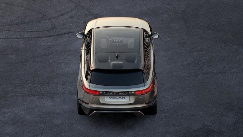 Range Rover Velar, la famiglia si allarga