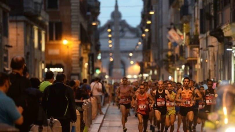 Calendario Mezze Maratone Europa.Atletica Mezza Maratona Di Roma In Notturna Il 17 Giugno
