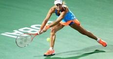 Tennis, Wta Dubai: la Kerber approda ai quarti