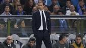 Juventus, Allegri: «Bonucci? Senza i momenti di tensione ci annoieremmo»