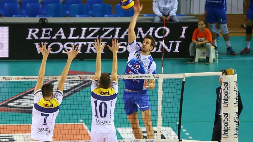 Volley: A2 Maschile Pool Salvezza, Montecchio fa il colpo a Lagonegro
