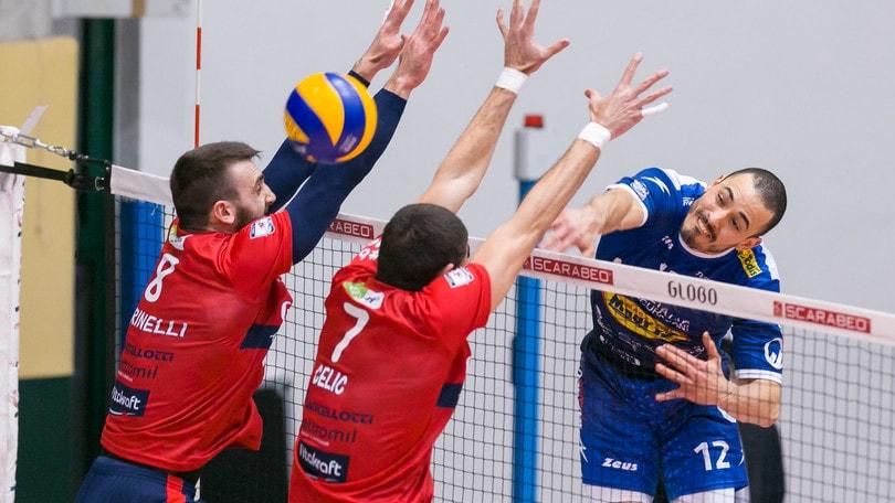 Volley: A2 Maschile Pool Promozione, vincono Castellana Grotte e Tuscania