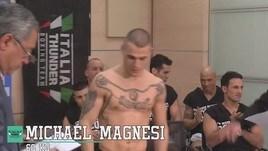 World Series of Boxing, Magnesi: «In tanti per vedermi sul ring»