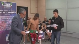 World Series of Boxing, il backstage