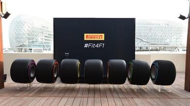 Pirelli presenta le nuove mescole per il Gp di Germania