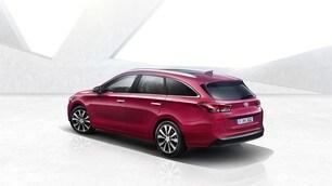 Hyundai i30 Wagon: foto