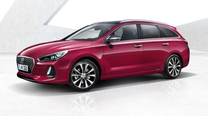 Hyundai i30, a Ginevra debutta la Wagon