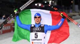 Sci nordico, Mondiali: Pellegrino oro nella gara sprint a tecnica libera