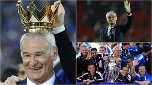 Ranieri e il Leicester, dalla Premier League leggendaria all'esonero