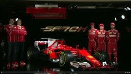 Ecco la nuova Ferrari. Segui la presentazione LIVE