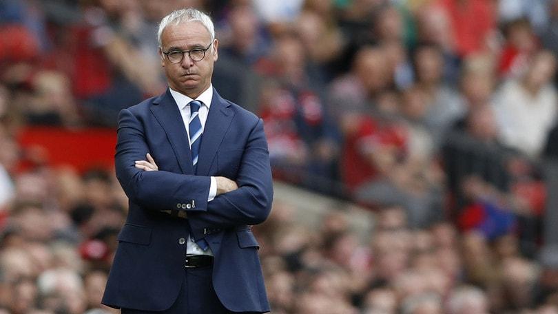 Leicester, Ranieri out: retrocessione più vicina