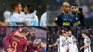 Quanto corre il Napoli! Primo in Serie A e terzo in Europa