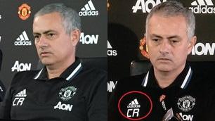 Manchester United, Mourinho omaggia Ranieri con le sue iniziali