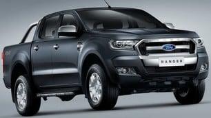 Ford Ranger: per lavoro e per passione