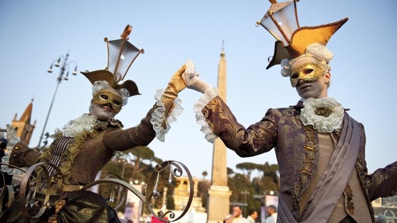 Tutti gli appuntamenti del Carnevale Romano