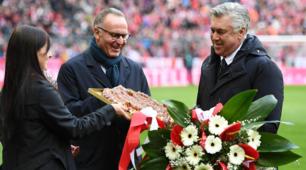 Un maestro del calcio: Ancelotti festeggia le 1000 panchine