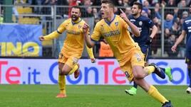 Serie B: Perugia-Frosinone, il «2» colpo a 3,25