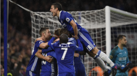 Premier League, Chelsea-Swansea 3-1: Conte vola a +11