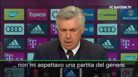 """Ancelotti: """"Che spettacolo la millesima"""""""