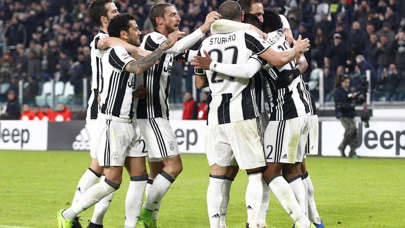 Serie A Juventus-Empoli 2-0, il tabellino