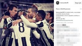 Juventus, Bonucci: «Si è parlato tanto ma conta solo vincere»