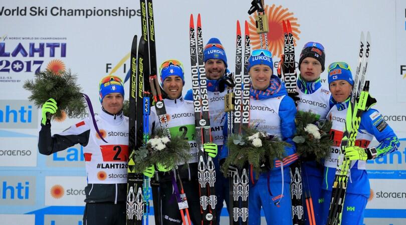 Sci nordico, Mondiale: argento Italia nel team sprint