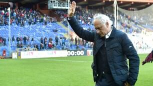 Genoa-Bologna, per Mandorlini esordio tra le proteste dei tifosi