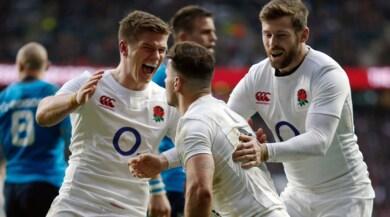 Rugby, Sei Nazioni: Inghilterra-Italia finisce 36-15