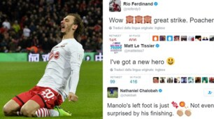 EFL Cup, che Gabbiadini! Standing ovation a Wembley e sui social