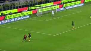 Inter-Roma: Nainggolan, gol da urlo a San Siro!