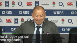 """Jones polemico: """"Italia, non era rugby"""""""