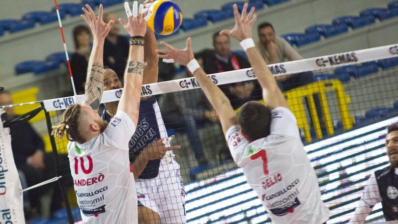 Volley: A2 Maschile Pool Promozione, Siena batte Spoleto e torna seconda