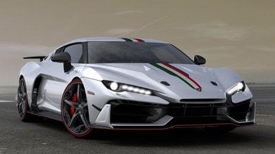 Italdesign Automobili Speciali, ecco la prima one-off