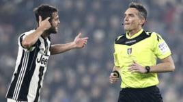 Coppa Italia, arbitri: Irrati per Lazio-Roma, Juventus-Napoli a Valeri