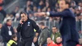 Coppa Italia, Juve-Napoli: solo il 3% crede nel «2»