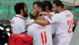 Serie B Bari-Brescia 2-0. A bersaglio Parigini e Galano