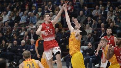 Basket Serie A: stagione finita per Dragic