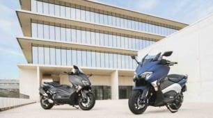 Yamaha TMAX DX: prestazioni, lusso e versatilità