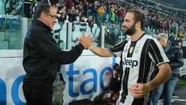 Juve-Napoli, tripla sfida: si punta sui gol di Higuain