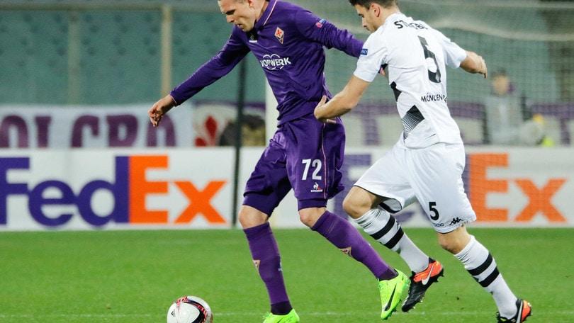 Serie A Fiorentina, escluse lesioni per Ilicic