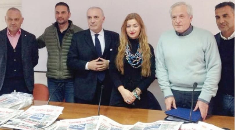 Caserta, al Liceo Manzoni tecnici 3.0 insieme al Corriere dello Sport-Stadio