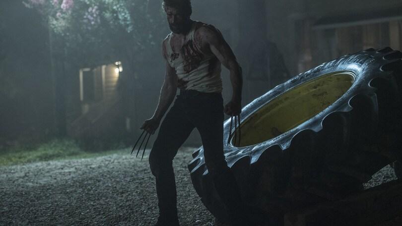 Logan-The Wolverine