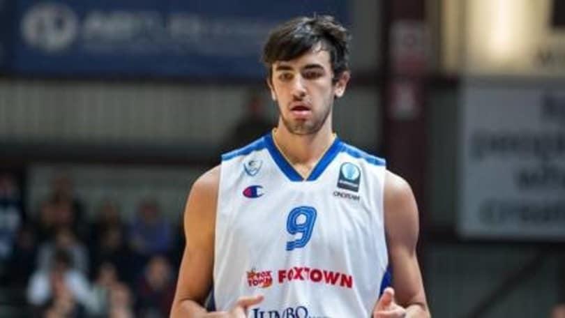 La Germani Brescia firma Marco Laganà