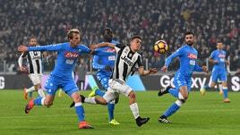 Coppa Italia Juventus-Napoli 3-1, il tabellino