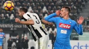 Coppa Italia, Chiellini: «Polemiche arbitrali? Solo chiacchiere da bar»